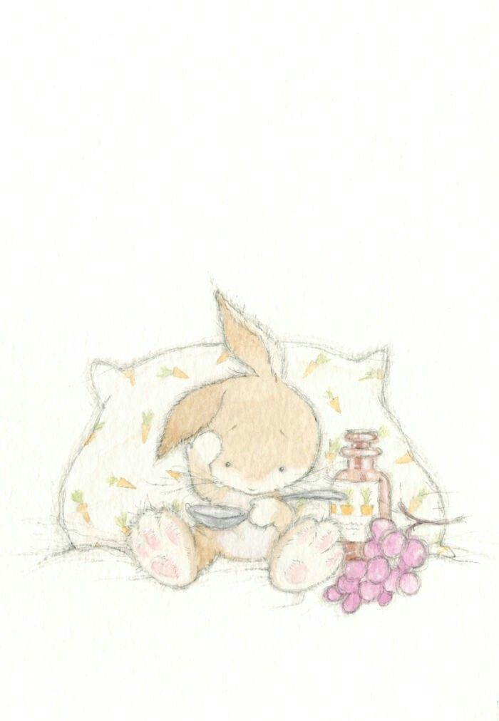 Pin de Estrellita en Conejitos | Pinterest | Conejo, Dibujos ...