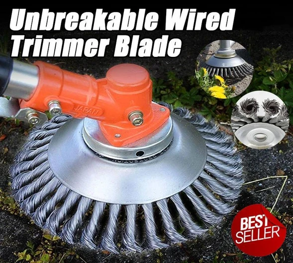 Unbreakable Wired Trimmer Blade in 2020 Unbreakable