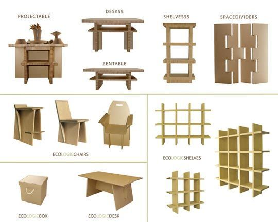 Diy Cardboard Furniture WoodWorking Projects Plans Tutorials