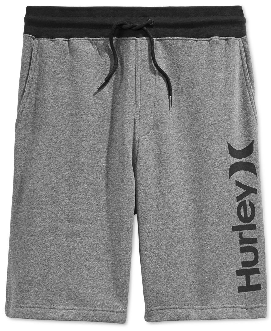 Hurley gives you super-soft comfort for working out or hanging out with  these Beachclub shorts.  f3a1b3bd9cd
