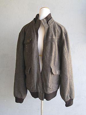 Military bomber jacket urban