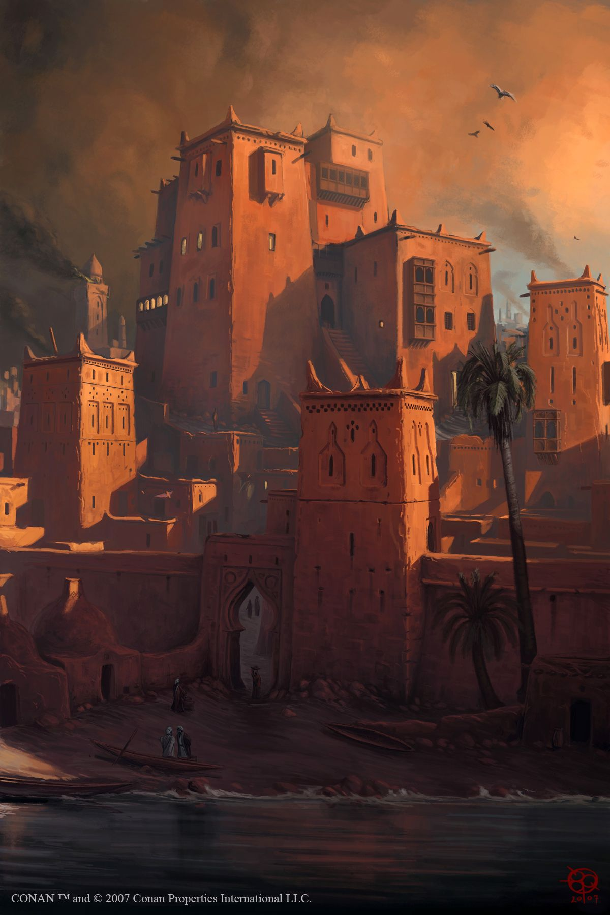 Age of Conan - Hyborian Adventures | tsumea