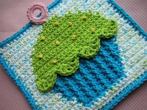 1000+ ideas about Crochet Potholder Patterns on Pinterest ...