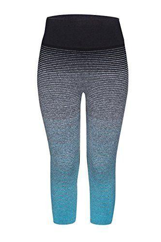 b1da2e7baebb Lover Damen Schlank Capris Yoga Hosen Running Fitness Leggings Größe  L XL