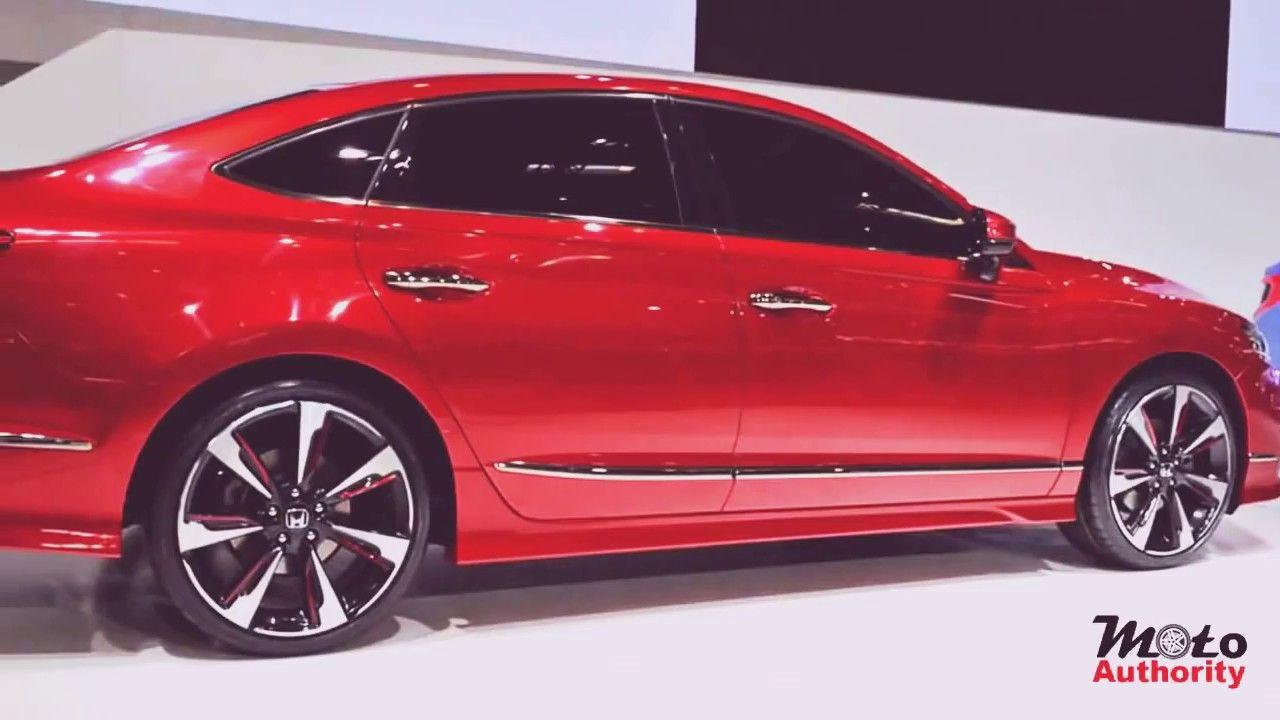 2016 All New Honda Spirior Review