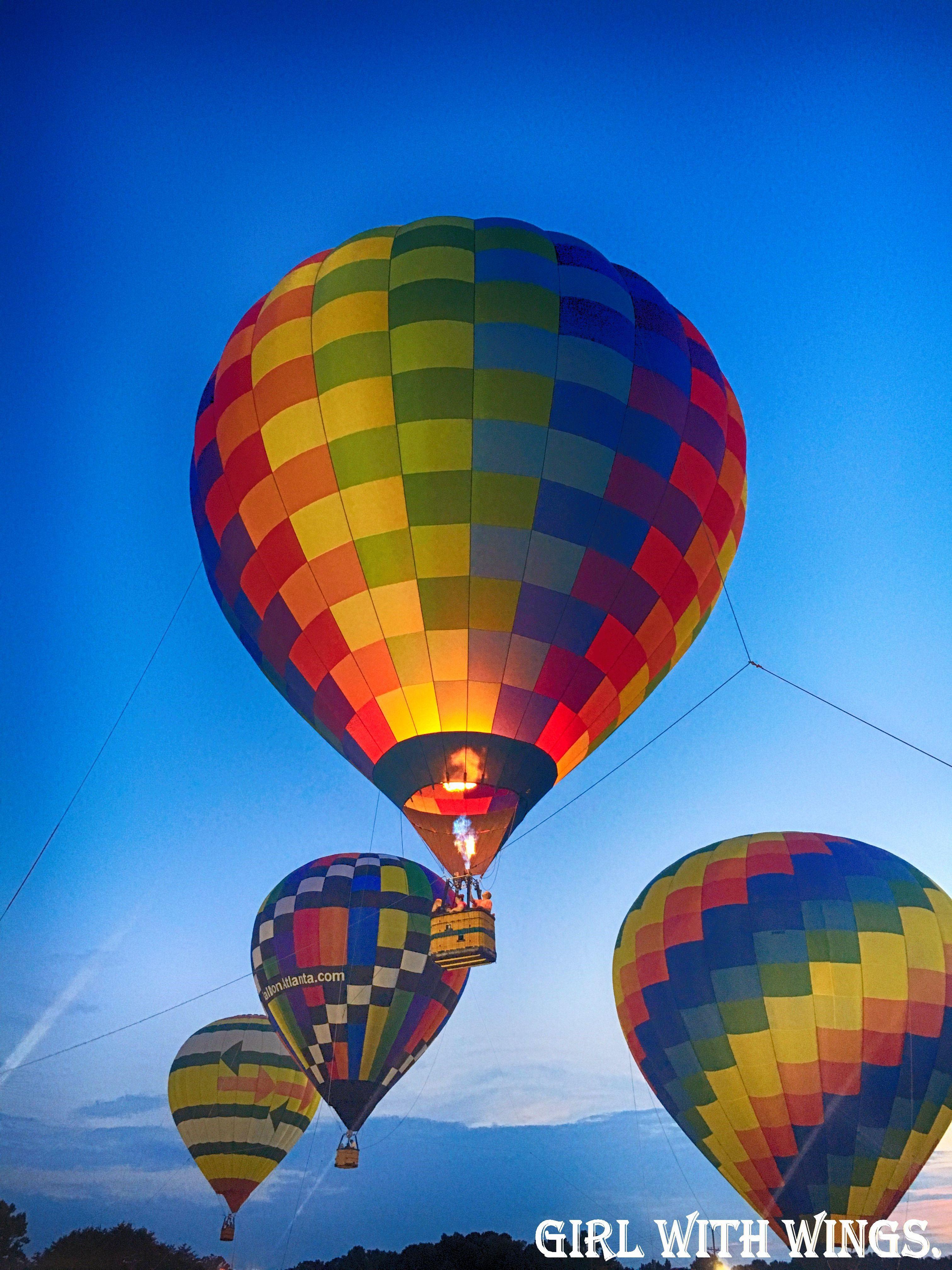 Hot Air Balloon Ride. Air balloon rides, Air balloon