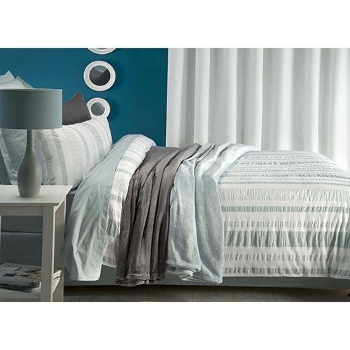 100 % cotton | Stripe design duvet cover | Matching pillow cases
