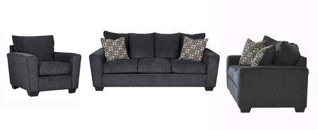 Miraculous Wixon 57002Slc 3 Piece Living Room Set With Sofa Loveseat Machost Co Dining Chair Design Ideas Machostcouk