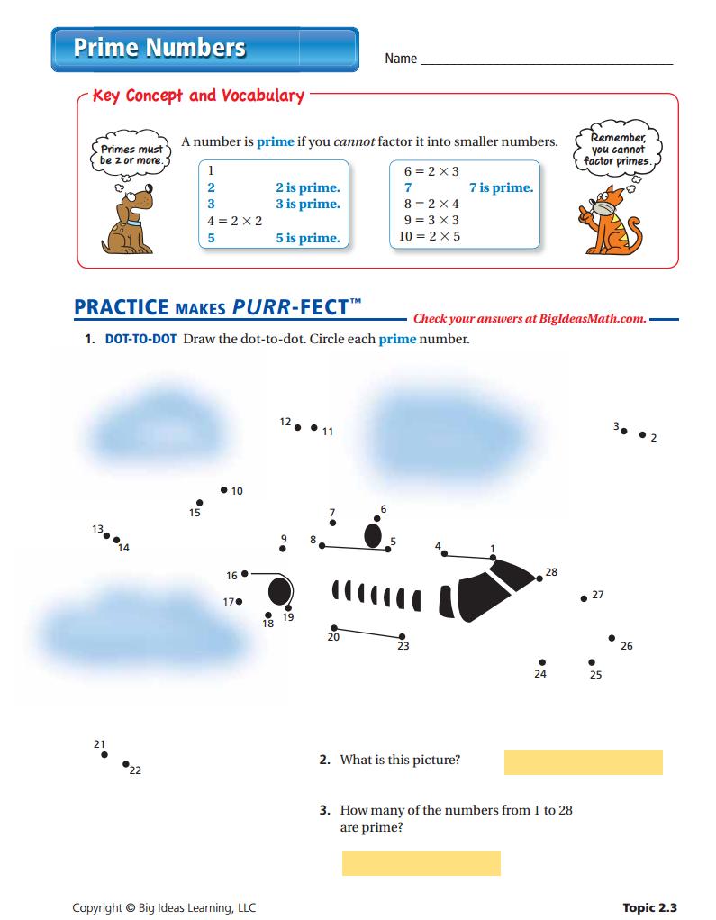 worksheet Prime Number Worksheet prime number worksheet factors and multiples middle school worksheet