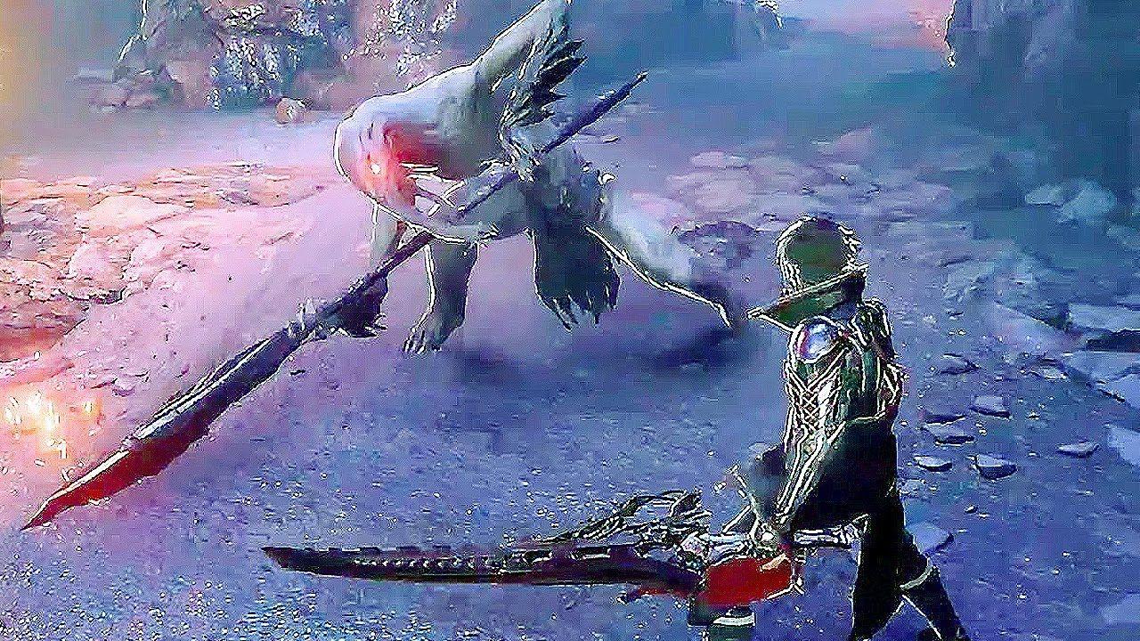 Code Vein New Gameplay Trailer Anime Dark Souls Game Ps4 Xbox One Dark Souls Game Soul Game Dark Souls