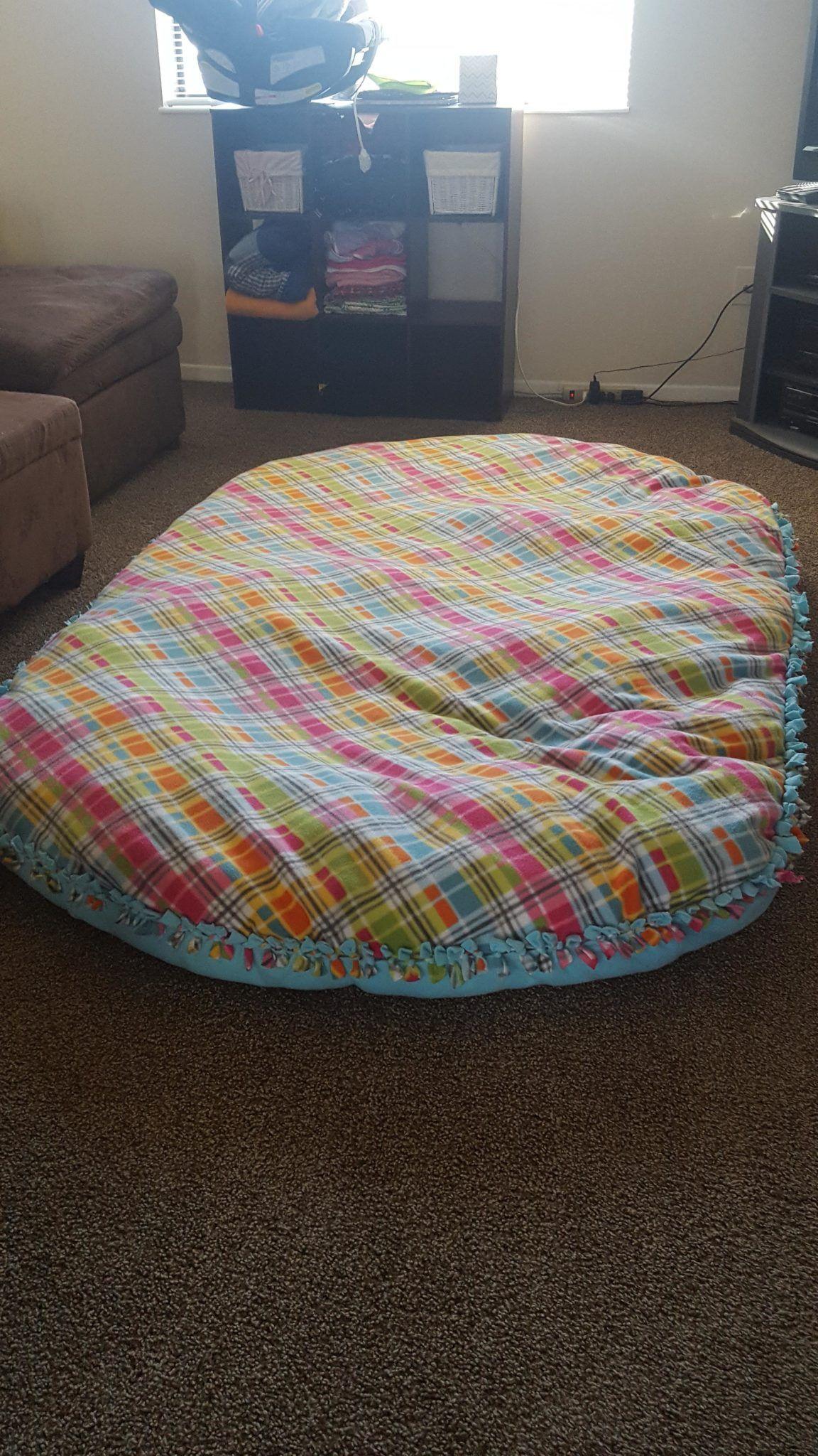 Huge Floor Pillow Floor Pillows Diy Floor Cushions Diy Diy Pillows