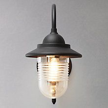 Buy john lewis wickham outdoor wall light online at johnlewis outdoor lighting porch wall and garden party lighting mozeypictures Gallery