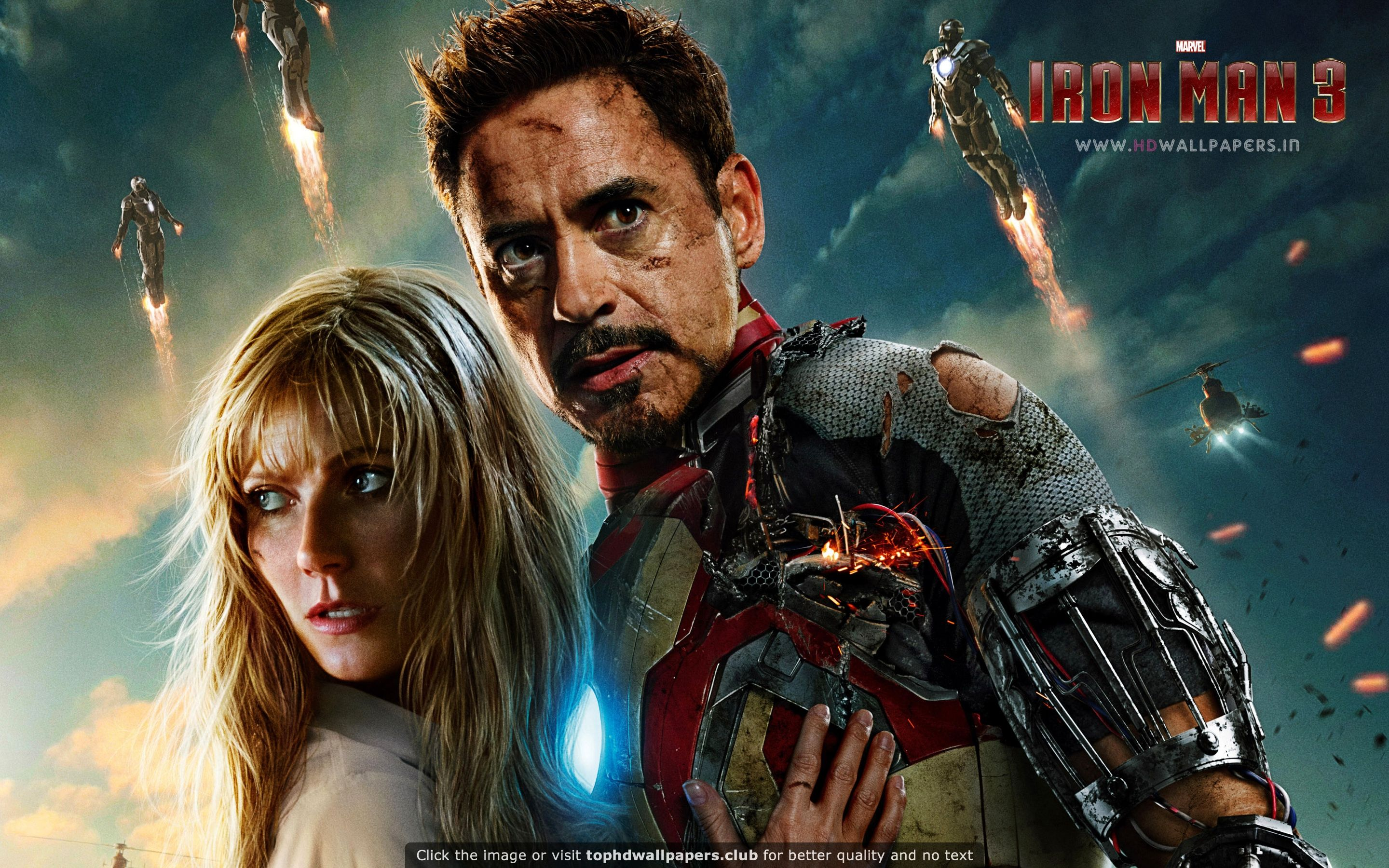 iron man movie hd wallpaper for your pc, mac or mobile device
