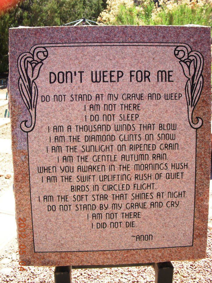Don T Weep For Me From Best Friends Animal Sanctuary In Utah