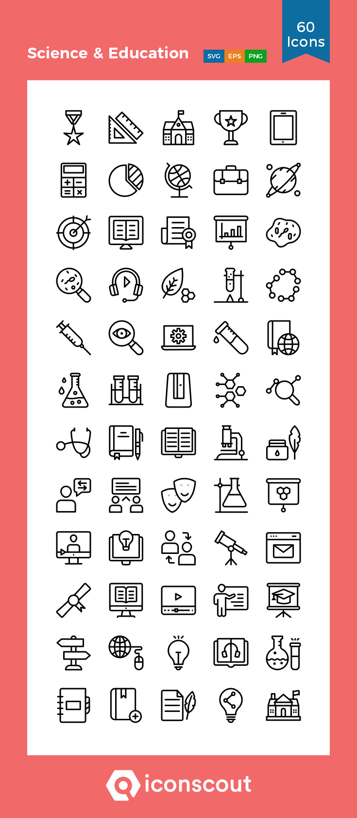 Download Science Education Icon Pack Available In Svg Png Eps Ai Icon Fonts Education Icon Science Education Icon
