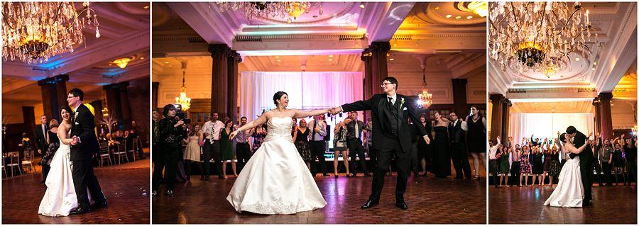 Crystal Tea Room Wedding Vicki And Ryan Tea Room Wedding Wedding Season