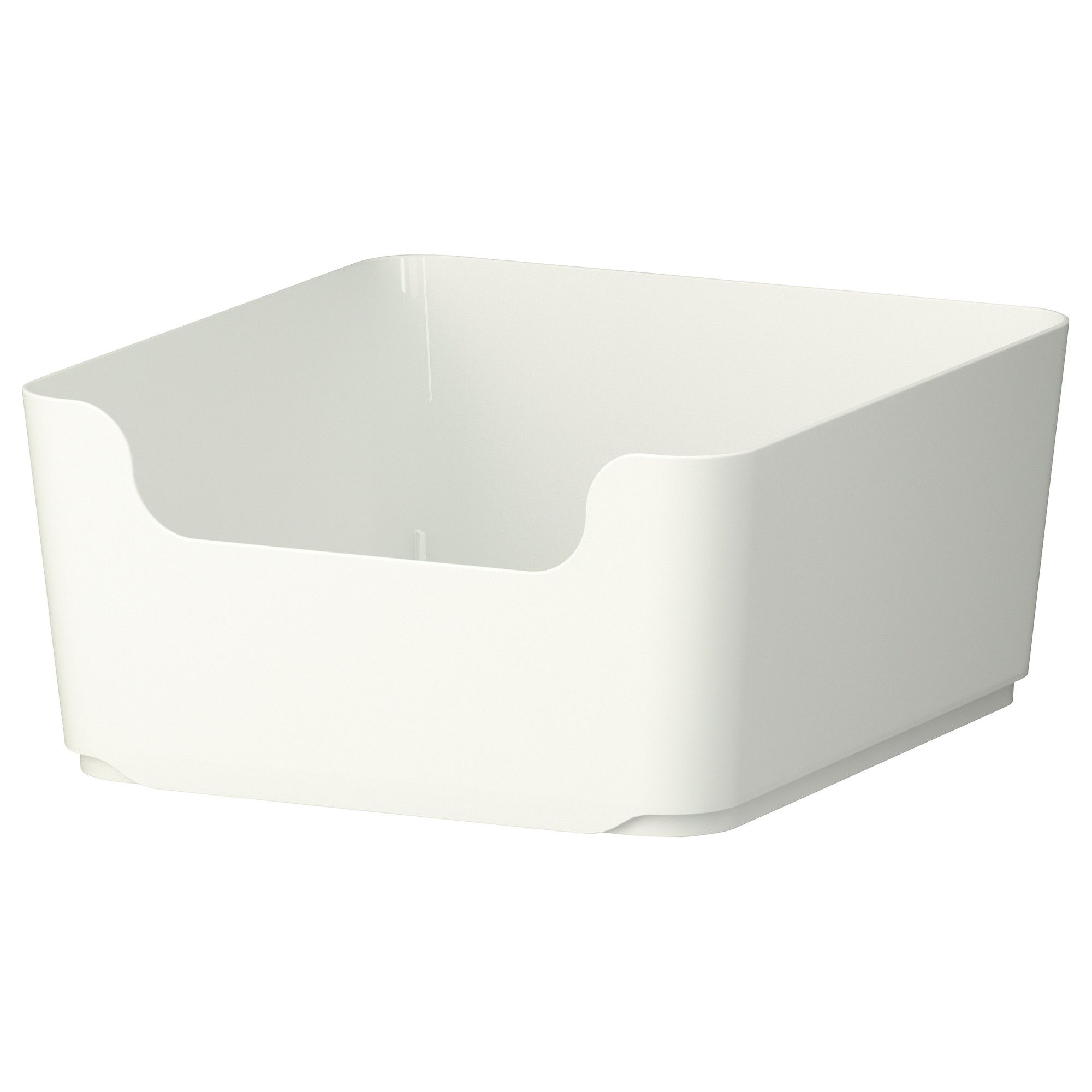 PLUGGIS Recycling bin, white | Stackable bins, Laundry cabinets and ...