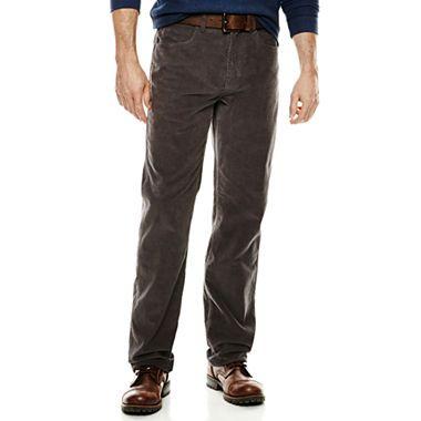 jcpenney.com | St. John's Bay® 5-Pocket Corduroy Pants