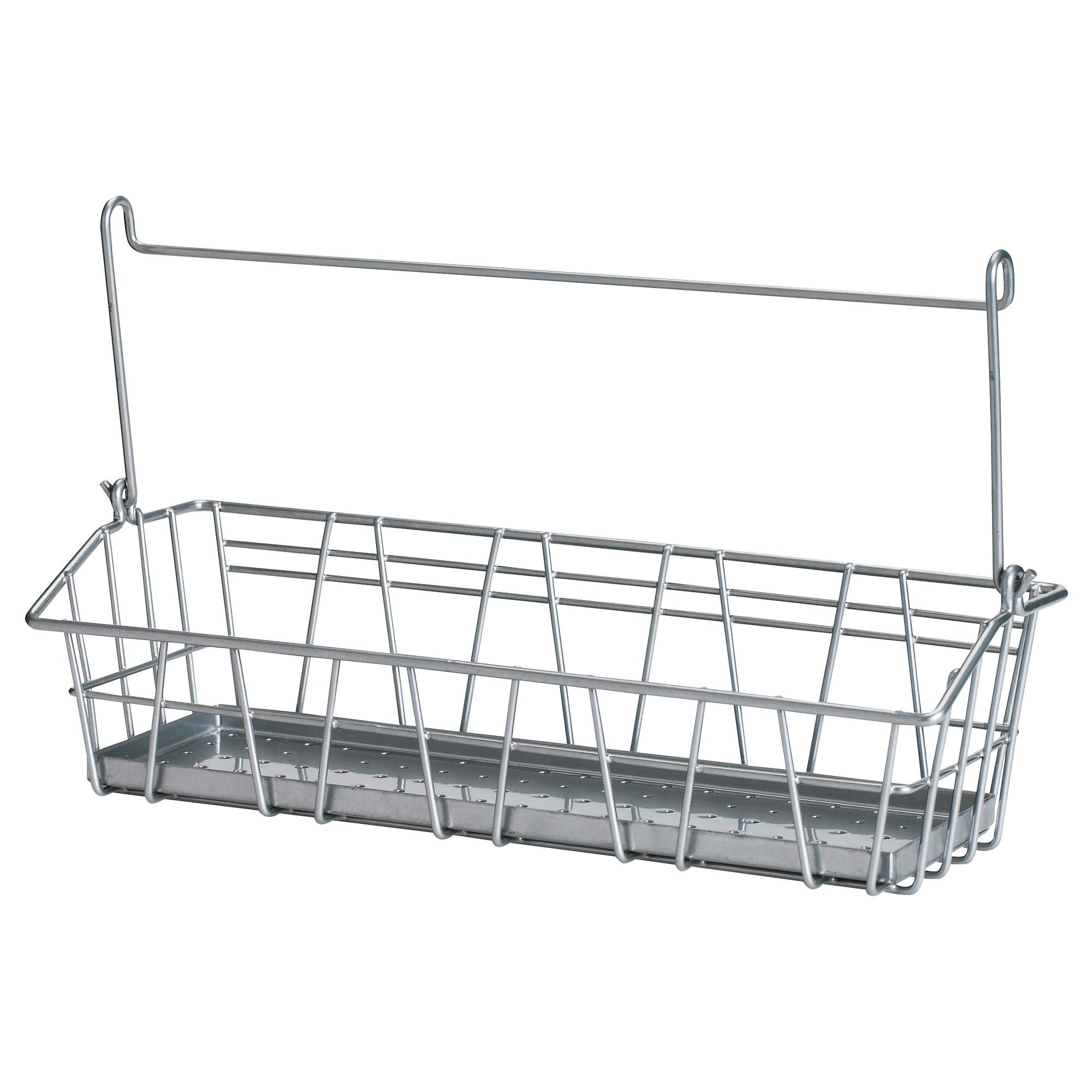 Bygel Wire Basket Ikea 2 99 Hang From Rail Under Island Or Hook To Underside Of Cabinet Shelves E And Jar Storage