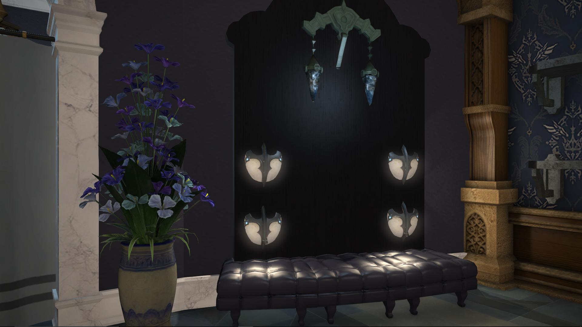 Crystal Bench Floor Lamp Crystals Lanterns