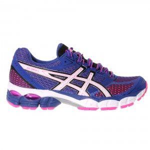ASICS Gel Pulse 5 Running Trainer Womens - Twilight Blue / White / Pink