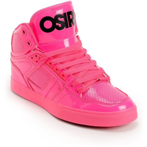 Pink sneakers, Skate shoes, Osiris shoes