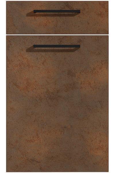 Nolte Küchen Front Cortenstahl (702) | Küche | Pinterest