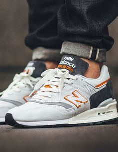 New Balance 997 Explore By Sea | Zapatillas hombre moda ...