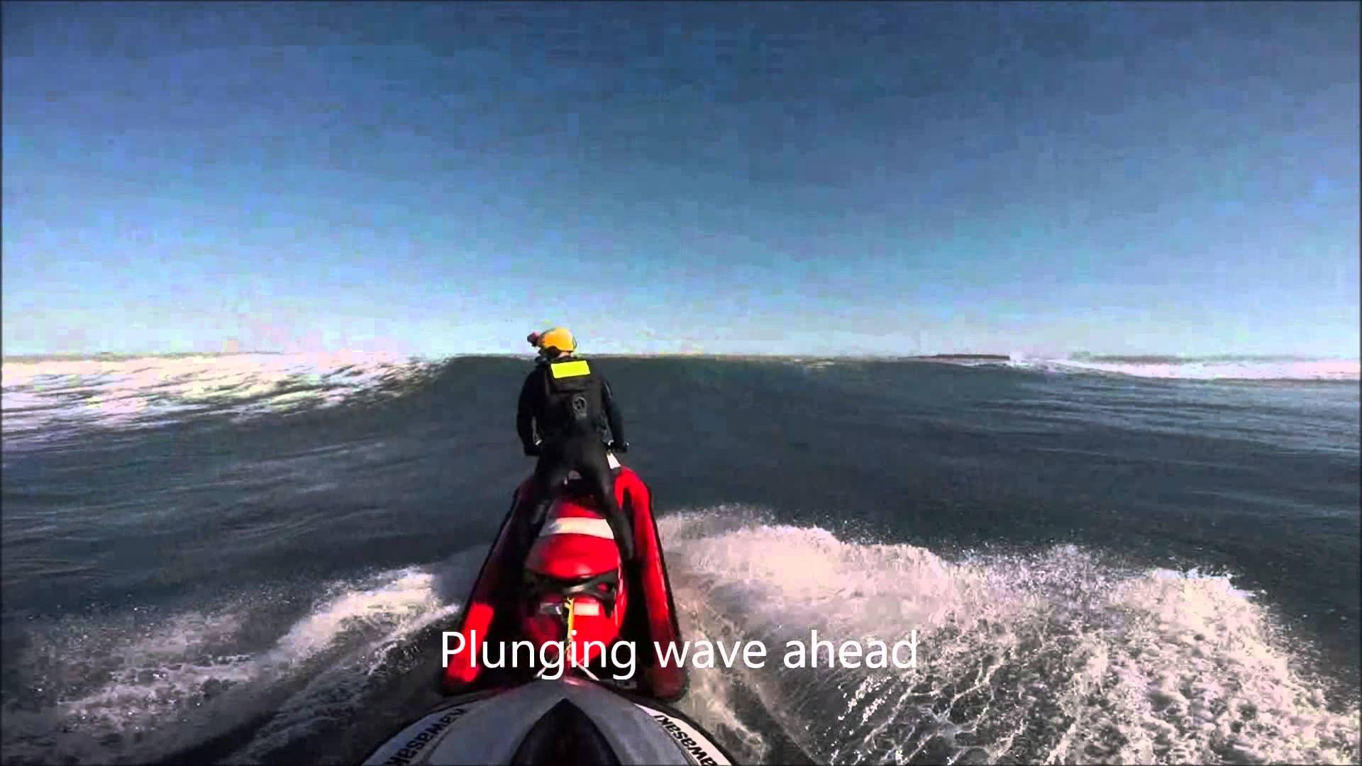 K38 Rescue Water Craft Short Haul Hot Tow Water crafts
