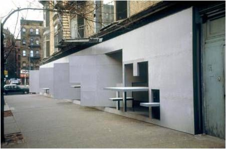 Shoplifter Figure Of Shop Front Art And Architecture New York 1993 Arch Steven Holl 2 Of 4 Conceptual Architecture Architecture Details Architecture