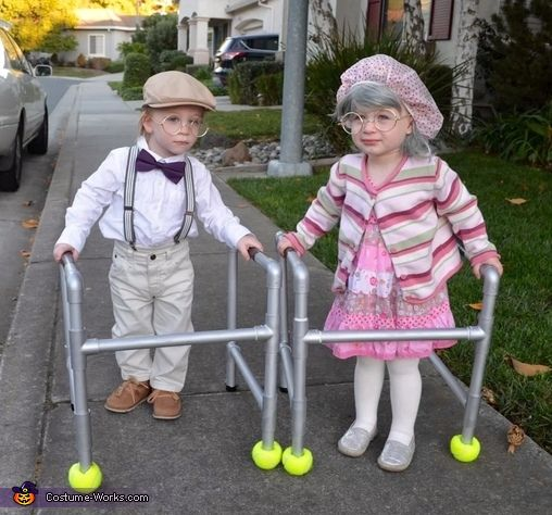 Herbert and Hilda - Halloween Costume Contest at Costume-Works - baby halloween costumes ideas
