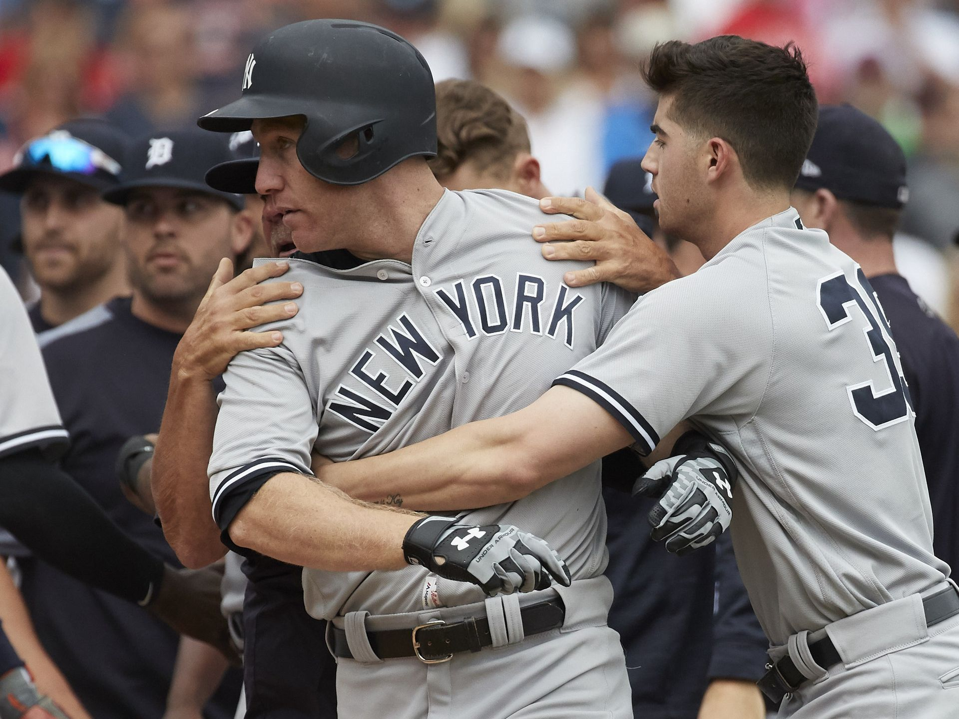 Game Thread Tigers Beat Yankees 10 6 Usa Today Sports Yankees New York Yankees