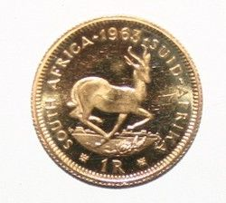 Listing An Auction Gold Krugerrand Coins Classical Antiquity
