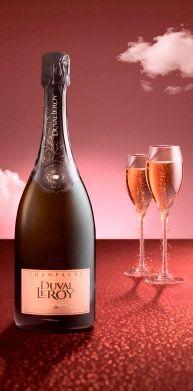 Champagne Duval-Leroy NV Prestige 1er Cru AOC Brut Rose - Top 10 Value Champagnes | Gayot
