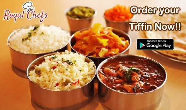 Royalchefs are ready with their weekly tiffin menu place your you may not be a very patient individual when it comes to cooked foods you may feel the need to binge in the process of making a meal forumfinder Choice Image