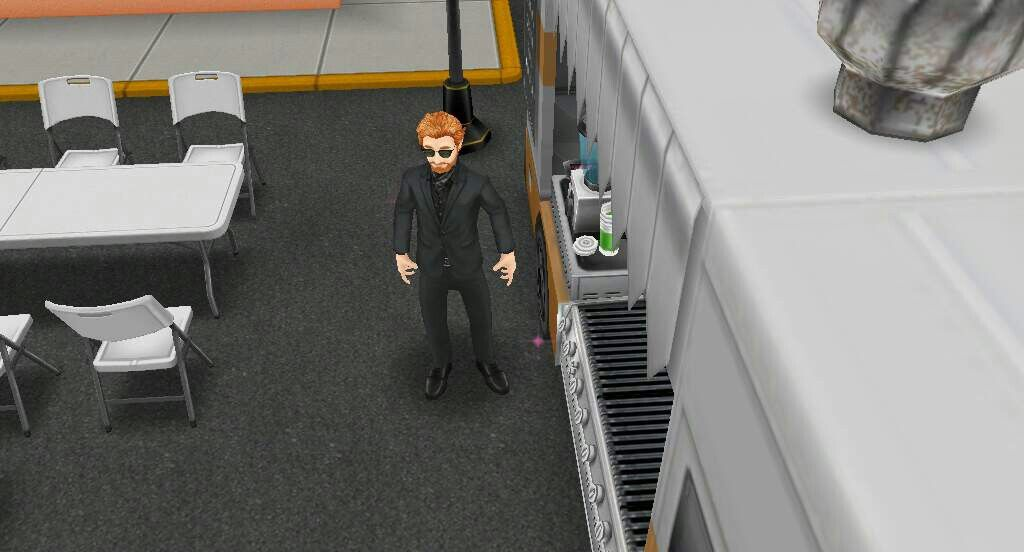 Richard As a Older Man {For: @thelegend27_ And I Found This Sim Right Here and He Looks Like Richard But Older} ((Made: MagicalCreativity))