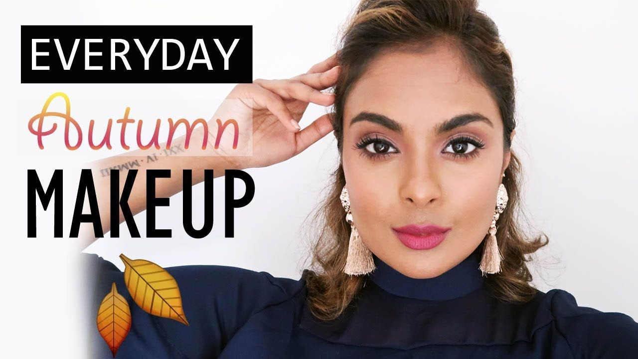 Everyday fall makeup tutorial how to get free makeup like everyday fall makeup tutorial how to get free makeup like youtubers baditri Image collections