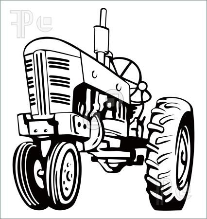 coloring pages farmall tractors - photo#12