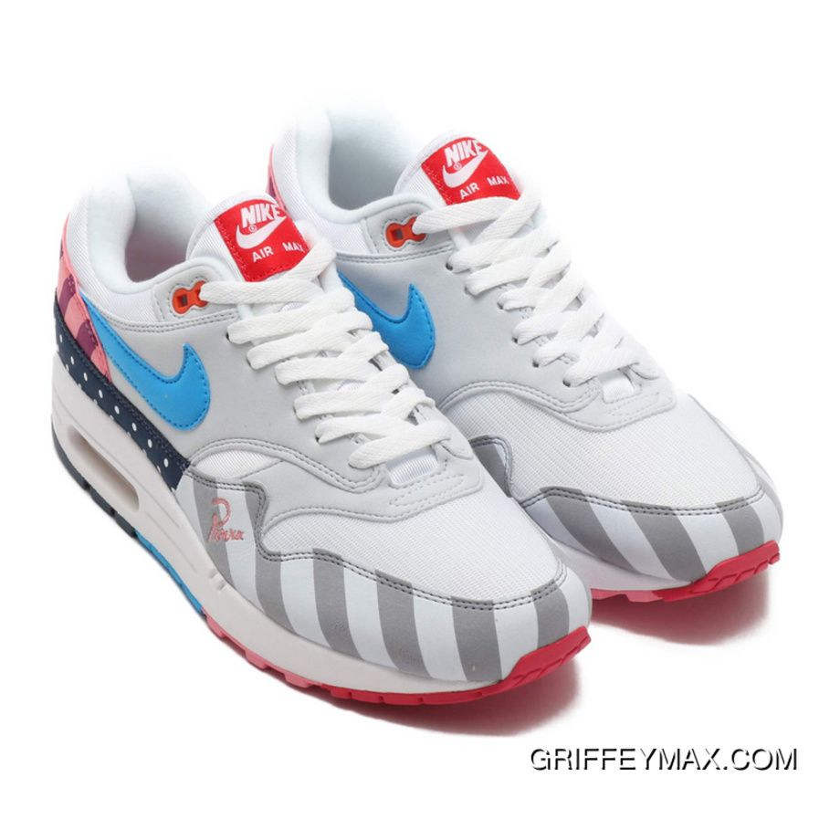 Mixed Selling High Quality Avant-garde Artists In The Netherlands Piet  Parra X Nike Air Max 1 White Multi Retro Zoom All-match Jogging Shoes  Rainbow ... 4538e86db