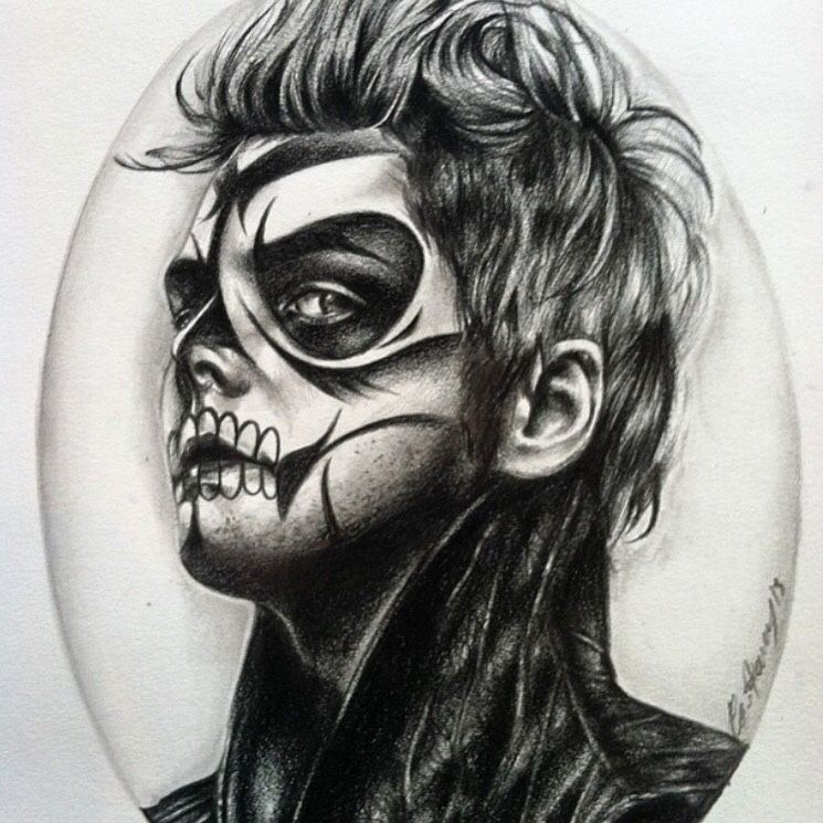 gerard way black parade drawing Google Search Gerard