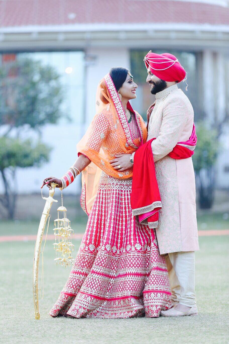 Punjabi wedding/Sikh wedding | This day I will marry my best friend ...