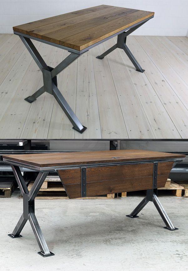 The Classic X Desk | Pinterest | Mesas, Oficinas y Mujeres hermosas