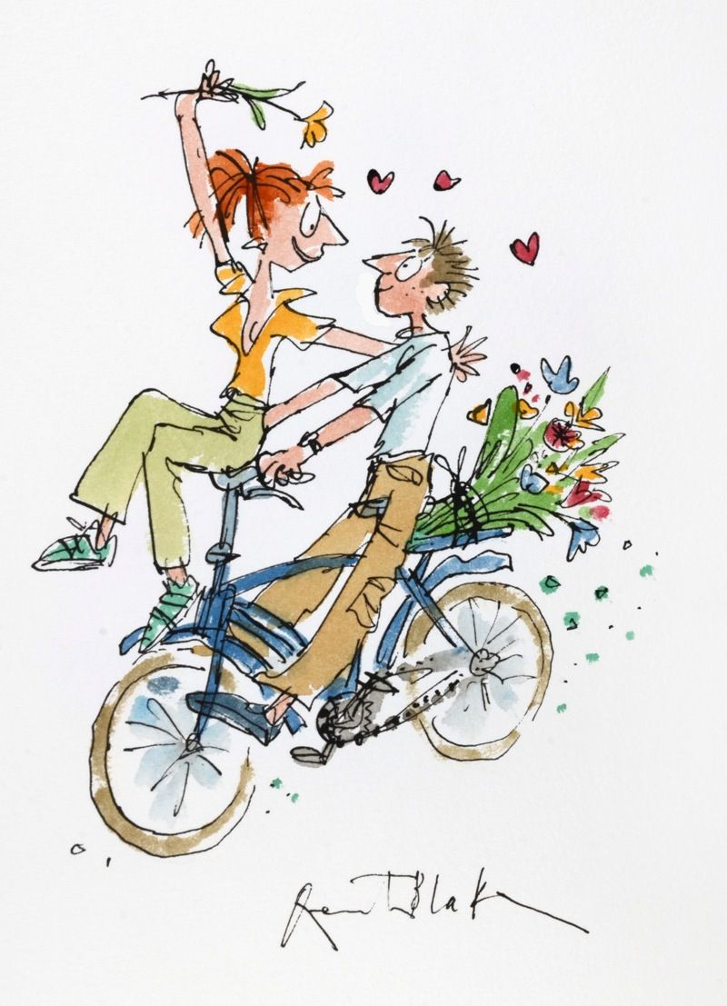 Image result for quentin blake illustrations