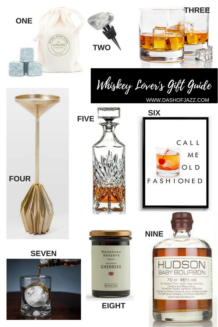 Whiskey Lovers\' Gift Guide | Dash of Jazz Blog Posts | Pinterest ...