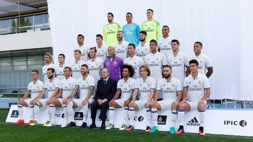 تشكيلة ريال مدريد 2017 2016 Http Ift Tt 2cf4djb Real Madrid Real Madrid Team Team Photos