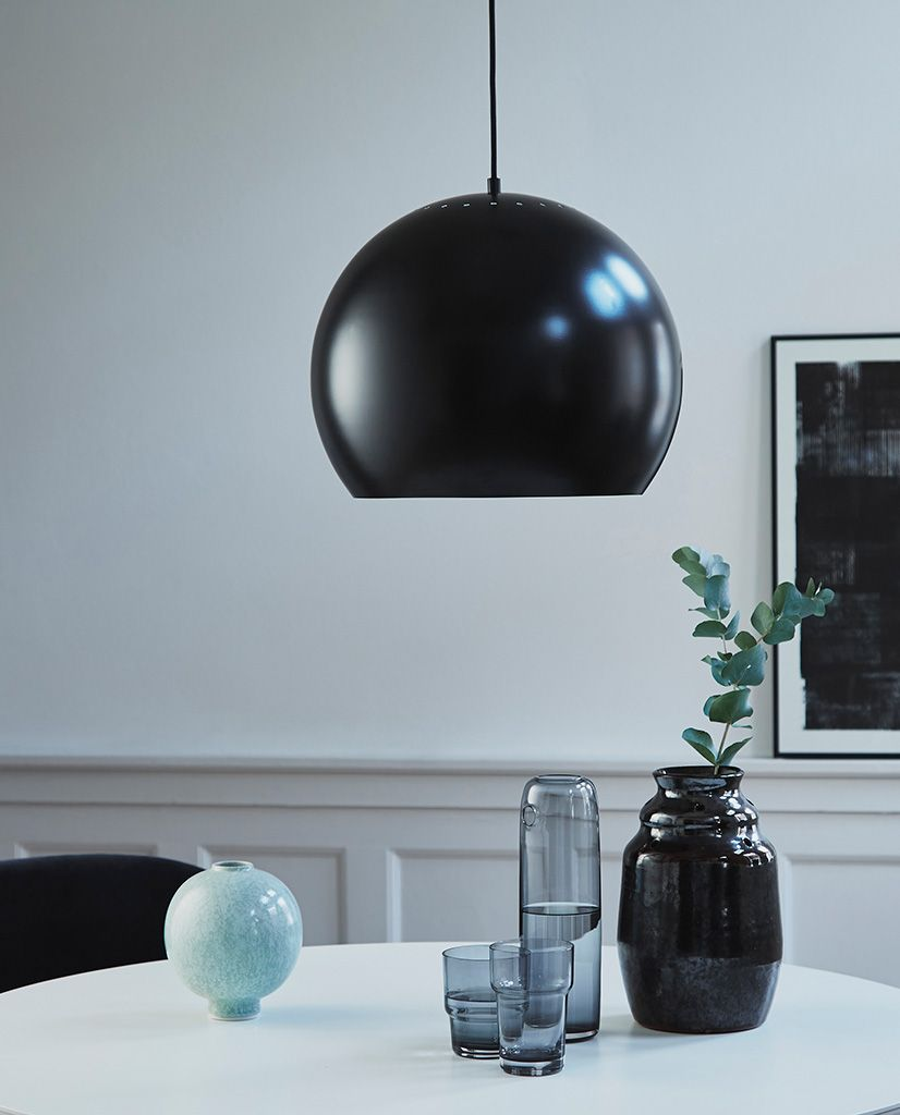 Frandsen Ball Pendel 40 Cm Designbelysning No Lamper Design Ball