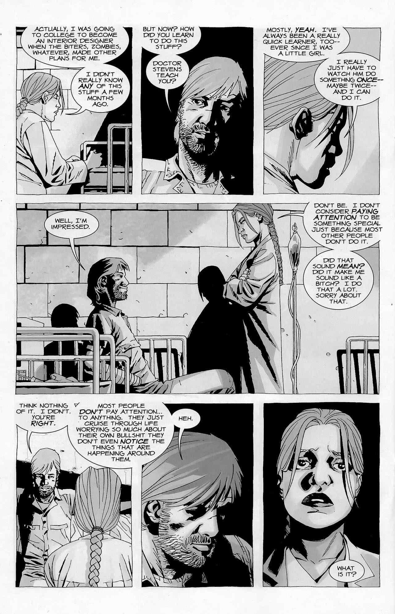 Read Comics Online Free - The Walking Dead - Chapter 031