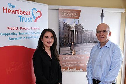 The eHealth revolution is coming, but unlocking its full potential is easier said than done. One group that is leading the way both in Ireland and internationally is the Heartbeat Trust — a charity established in 2004 by Prof Ken McDonald and Dr Mark Ledwidge to support specialist clinical and research services in heart failure and heart failure (HF) prevention.