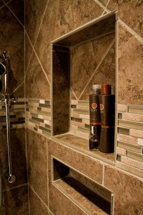 Elegant Explore Shower Niche, Shower Tub, And More! Love The Cut Out ...