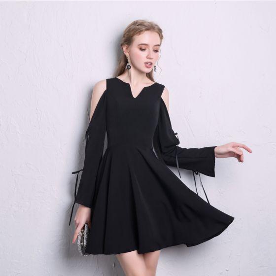 snygga korta klänningar